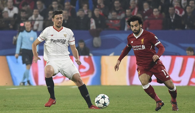 Liverpool Mohamed Salah zdroj sevillafc