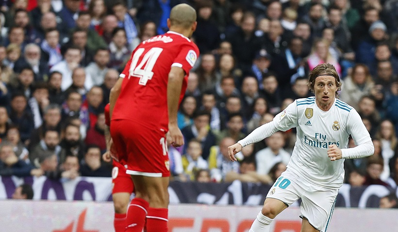 Real Madrid modric zdroj sevillafc