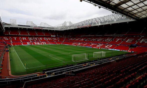 Manchester United Old Trafford zdroj cpfc.co.uk